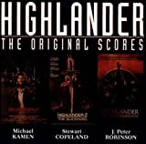 Highlander: The Original Scores CD