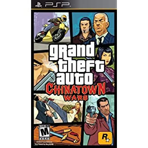 51b ZrrbrGL. AA300  Download Grand Theft Auto Chinatown Wars 2009   PSP