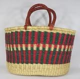 TKUGA Hohoe African Basket Shopper-Tote -FREE SHIPPING