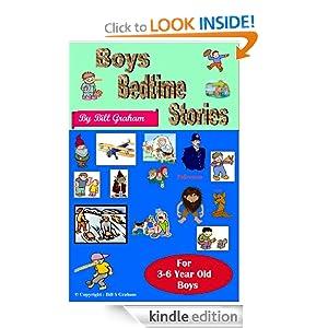 Boys Bedtime Stories Bill Graham