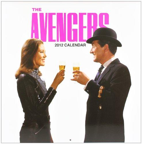 The Avengers Calendar 2012