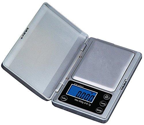 Harper 1100014 Pocket Scale Balance de Poche Gris