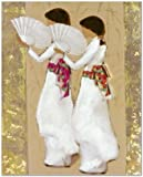 SMART ART - 'Girls from Binh Dinh I ' by Mira Latour - Fine Art Print 16x20 inches