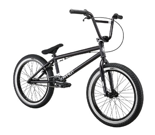 Kink Barrier 2013 BMX Bike (Purple/White, 20.5-Inch)