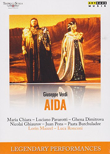 Verdi: Aida (Legendary Performances) [DVD]