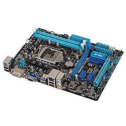 ASUS DDR3 2400 Intel-LGA 1155 Motherboard P8B75-M LX PLUS