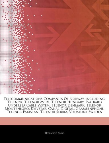 articles-on-telecommunications-companies-of-norway-including-telenor-telenor-avidi-telenor-hungary-s