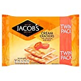 Jacob's Cream Crackers (2x200g)