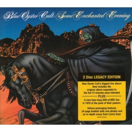 Blue Oyster Cult - Some Enchanted Evening (Expanded & Remastered) (CD/DVD) - Zortam Music