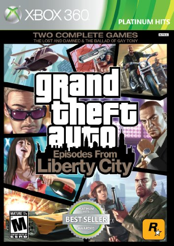Grand Theft Auto: Episodes from Liberty City (Liberty Kids Episodes compare prices)