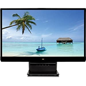 ViewSonic VX2770SMH-LED 27″ IPS LED Monitor Frameless Design Full HD 1080p $251.99