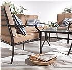 Strathwood Brentwood 4-Piece All-Weather Furniture Set