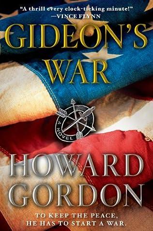 book cover of Gideon\'s War