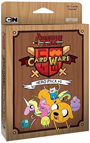 Adventure Time Card Wars Hero Pack #1 - 1
