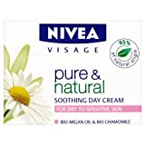 Nivea Visage Pure and Natural Day Cream Dry/ Sensitive 50ml