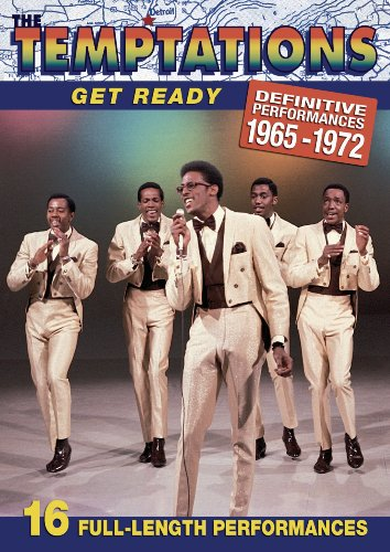 The Temptations - Get Ready: Definitive Performances 65-72 [DVD] [2006]