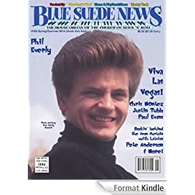 Blue Suede News #103 (English Edition)