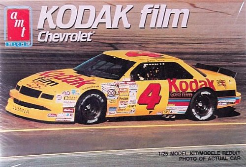 Kodak Film Chevrolet 1/25 Model Kit