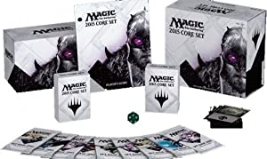 Magic: the Gathering - 2015 Core Set / M15 - Sealed Fat Pack (9 Booster Packs & More)