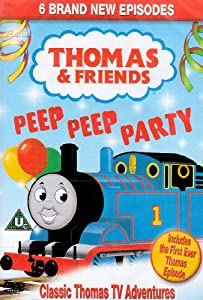 Thomas & Friends - Peep Peep Party [DVD]
