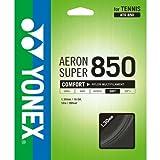 YONEX(ヨネックス) エアロンSP850硬式ガット ATG850 (007)ブラック