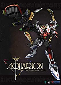 Aquarion: The Complete Series