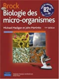 Biologie des micro-organismes Brock