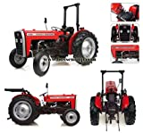 Massey Ferguson 230 2WD with ROPS 1975 1:16 Scale