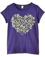 ESPRIT Girl's Heart T-Shirt