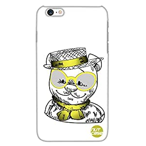 Designer iPhone 6 Plus Case Cover Nutcase - Cutey Teddy Bear