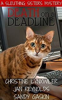 Death On A Deadline by Christine Lynxwiler ebook deal