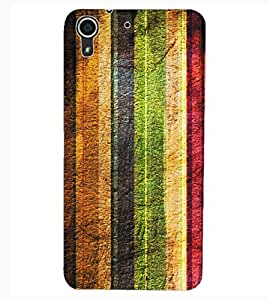 ColourCraft Colourful Fruits Design Back Case Cover for HTC DESIRE 626s