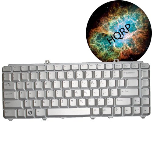 Hqrp Replacement Laptop Keyboard For Dell Inspiron 1420 1520 1521 1525 1526 / Dell Pp26L Plus Hqrp Coaster