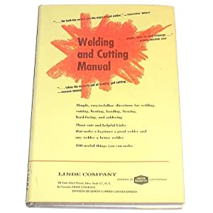 Welding and Cutting Manual