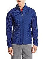 Asics Chaqueta Hybrid Jacket (Azul Índigo)