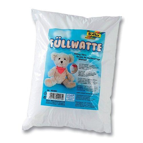 Folia Füllwatte, 50g, weiß, Füllmaterial