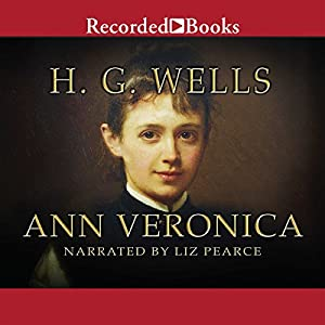Ann Veronica Audiobook
