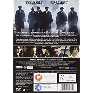 Peaky Blinders - Series 1 & 2 Box Set [Import anglais]