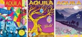 New Leaf Publishing Aquila Children's Magazine - Art Alive - Gold, Silk and The Science of Colour