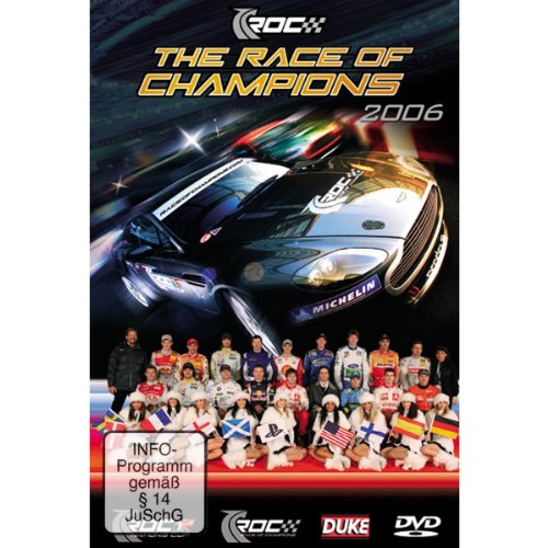Race Of Champions 2006 [DVD]