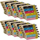 48 CiberDirect Compatible Ink Cartridges for use with Epson Stylus Photo R200 Printers.