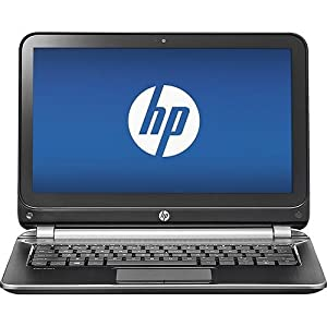 HP Pavilion TouchSmart 11-e015nr 12-Inch Touch Screen Laptop Notebook (1.0 GHz up to 1.4GHz AMD Elite Mobility Quad-Core A6-1450 Accelerated Processor, 4GB DDR3 SDRAM, 320GB 5400RPM hard drive, Windows 8 64-bit)