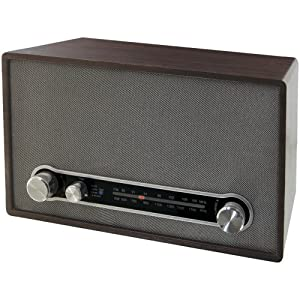iLive ISB313CW Speaker System - Wireless Speaker(s) - Brown