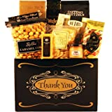 51b0IDDk2VL. SL160  Great Appreciation Gourmet Food Gift Box   Thank You Gift Basket