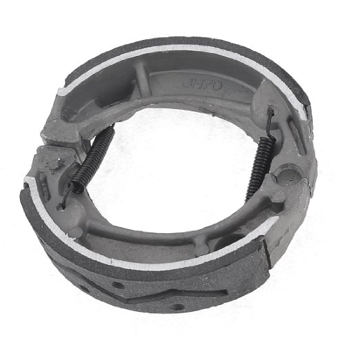 Modified Parts Electric Bicycle Brake Shoes Drum Pad For Honda Jh70