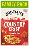 Jordans Country Strawberry Crisp 850 g (Pack of 3)