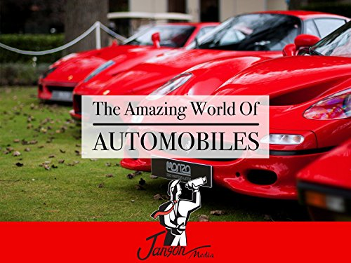 The Amazing World of Automobiles - Season 1
