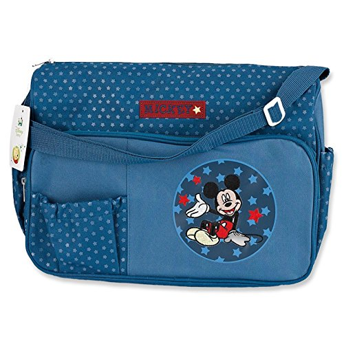 Mickey Mouse Diaper Bag - 1