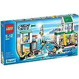 Lego City - 4644 - Jeu de Construction - Le Port de Plaisance