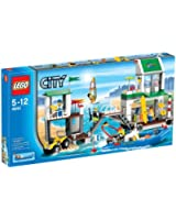 Lego City - 4644 - Jeu de Construction - Le Port de Plaisance